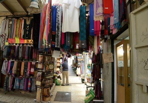השוק בעיר העתיקה